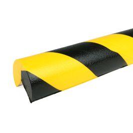Les protections anti-chocs PRS pour angles, modèle 4 - jaunes/noires - 1 mètre