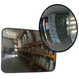 Miroir de sécurité pour usage intérieur