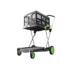 Chariot Clax + 1 Caisse pliable