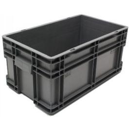Bac parois pleines Eurobox 295x505x235 mm
