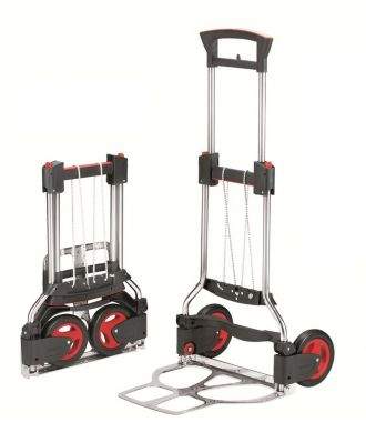 Diable pliable RuXXac Exclusive, capacité de charge 125 kg