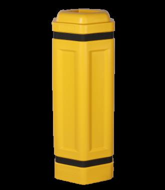 Protection de pilier en plastique