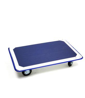 Chariot de manutention en acier, capacité de charge de 300 kg