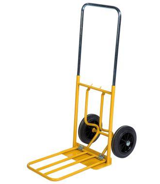 Diable Kongamek avec plateforme de chargement repliable, capacité de 150 kg