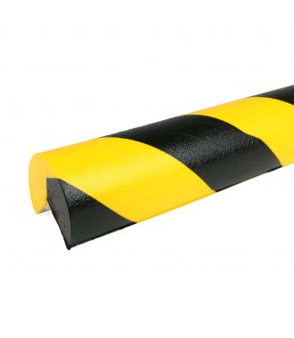 foam safety bumper for corners ∅ 62 mm - type 4