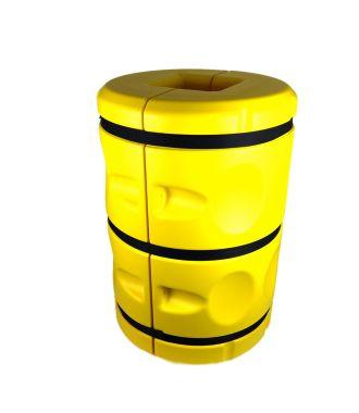 Protecteur de colonne empilable - 20x20 cm - 90 cm de hauteur