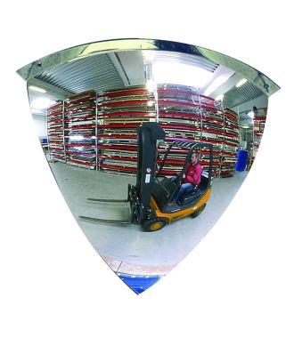 Dôme miroir 90°