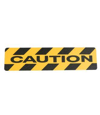 """Caution"" bande antidérapante"