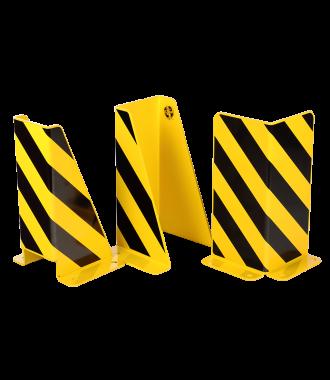 Barrière de protection anti-choc pour les rayons