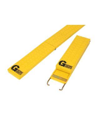 Tapis GenieGrips® - tapis de protection pour fourches de chariot élévateur.