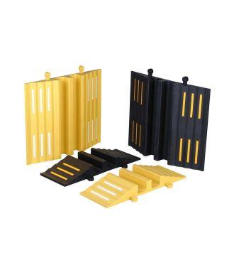 Gaine de protection pour câble et tuyau ∅ 75 mm