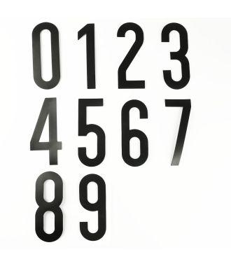 Set de chiffres autocollants (0 à 9)