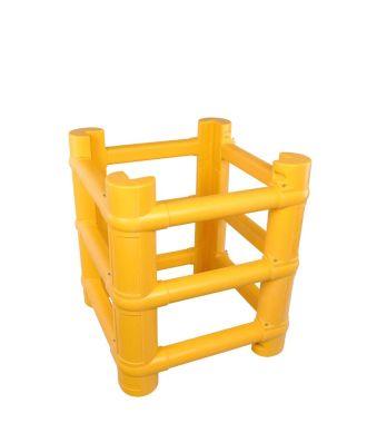 Protections de colonnes modulaires