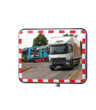 Miroir de circulation avec réflecteurs UNI-SIG