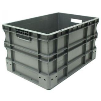 Bac parois pleines Eurobox 400x600x330 mm