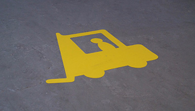 La séparation des véhicules et des piétons