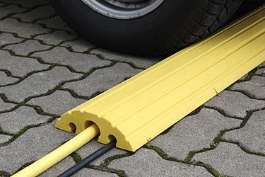 Gaine de protection pour câble et tuyau Ø 40 mm